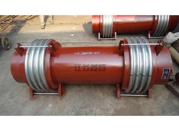 徐州煤粉管道專用三維補償器